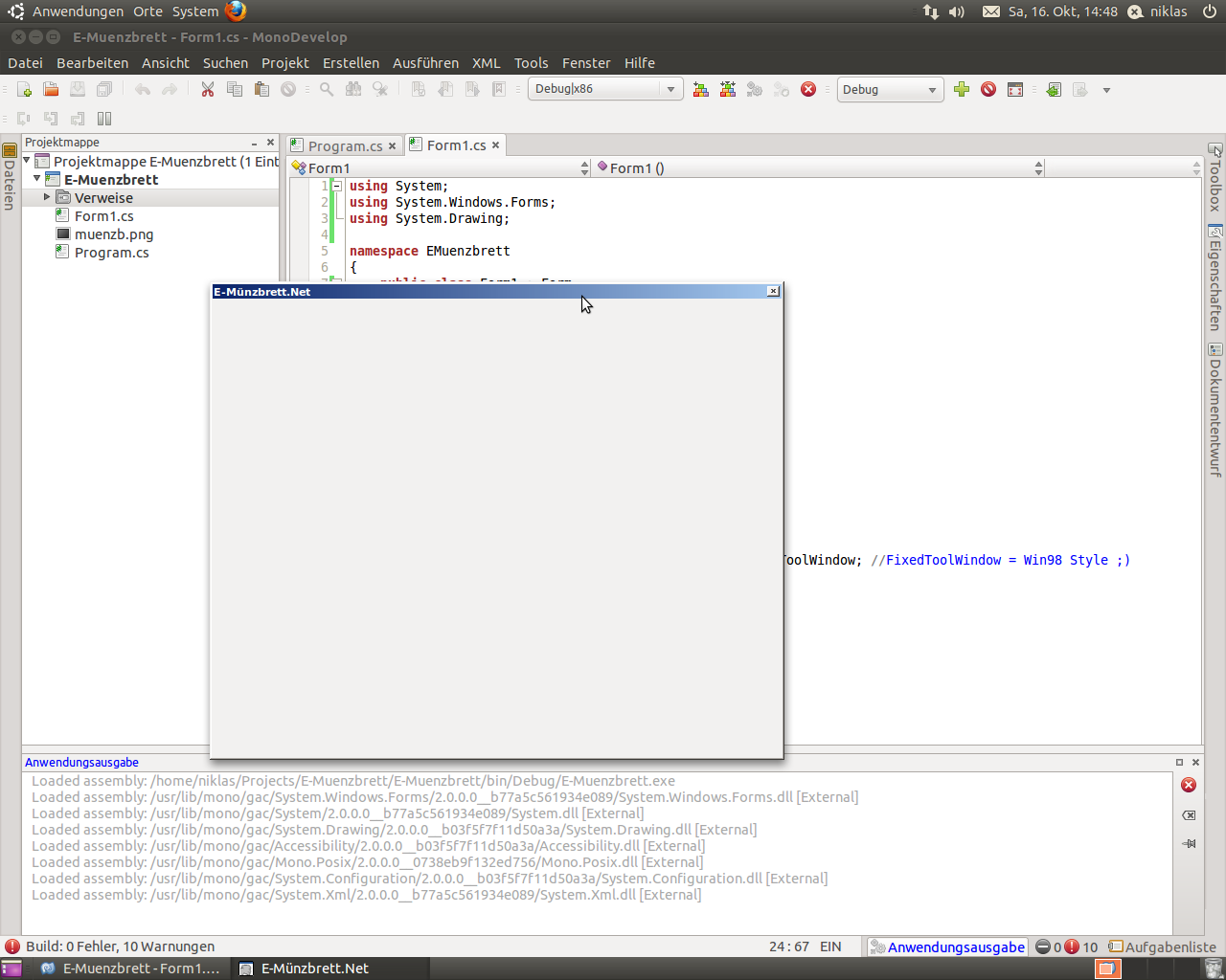 Gtk Designer Visual Studio