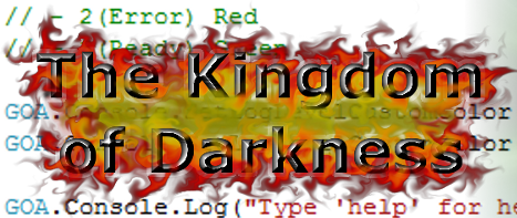 The Kingdom of Darkness Logo